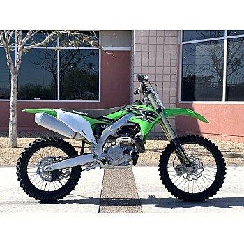 2019 Kawasaki KX450 for sale 200996575