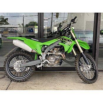 2019 Kawasaki KX450 for sale 201092472