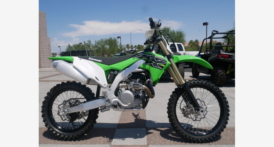 2019 Kawasaki KX450F for sale 200595005