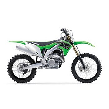 2019 Kawasaki KX450F for sale 200605228