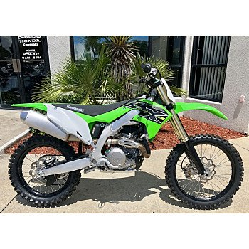 2019 Kawasaki KX450F for sale 200613310