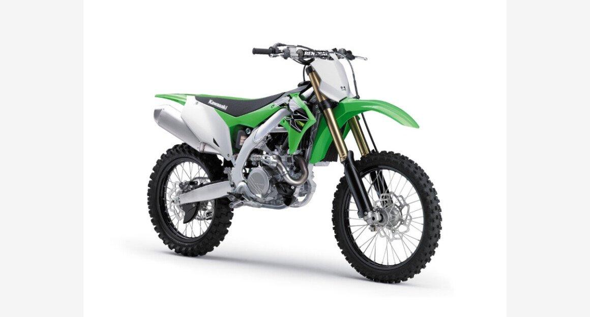 2019 Kawasaki KX450F for sale 200618404