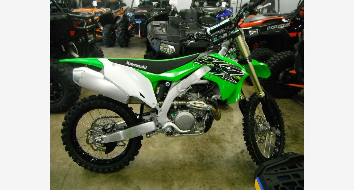 2019 Kawasaki KX450F for sale 200618858