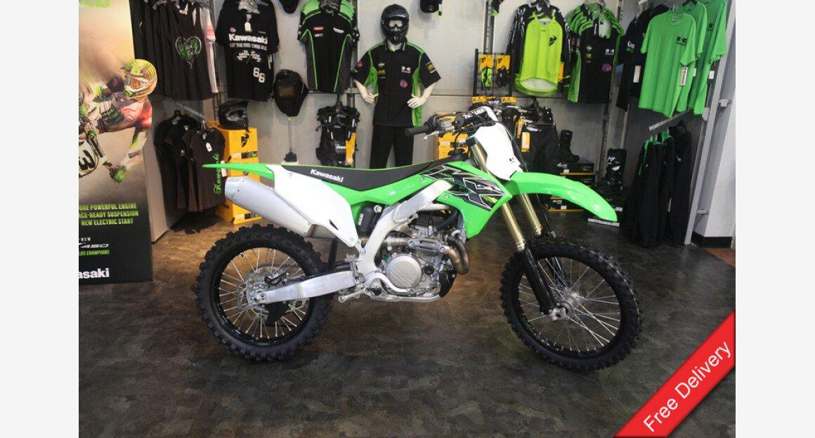 2019 Kawasaki KX450F for sale 200622751