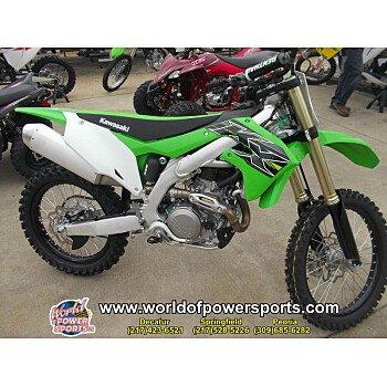2019 Kawasaki KX450F for sale 200642275