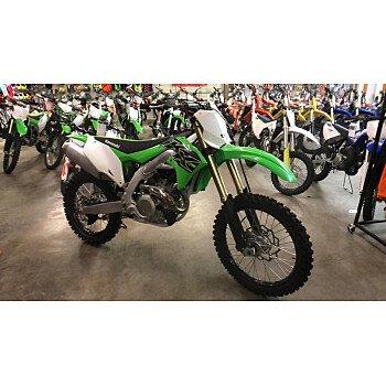 2019 Kawasaki KX450F for sale 200679587
