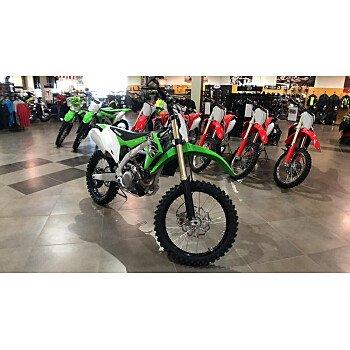 2019 Kawasaki KX450F for sale 200687460