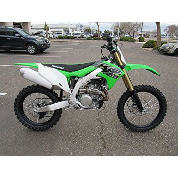 2019 Kawasaki KX450F for sale 200711981
