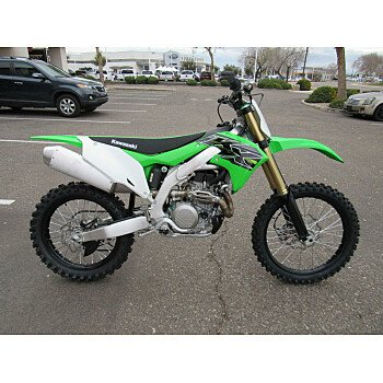 2019 Kawasaki KX450F for sale 200711990