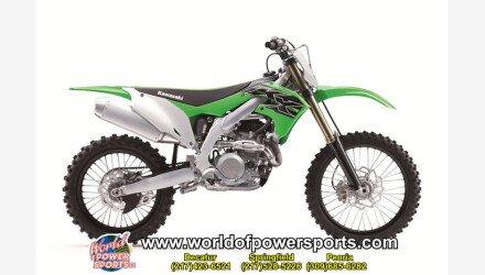 2019 Kawasaki KX450F for sale 200637347