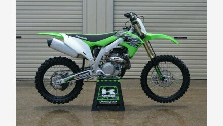 2019 Kawasaki KX450F for sale 200661245