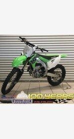 2019 Kawasaki KX450F for sale 200687180