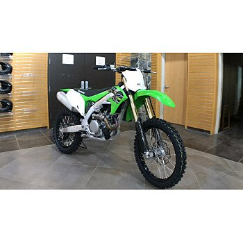 2019 Kawasaki KX450F for sale 200707911