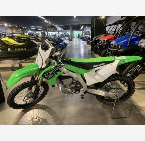 2019 Kawasaki KX450F for sale 200726351