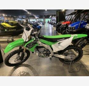 2019 Kawasaki KX450F for sale 200789382