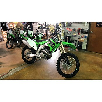 2019 Kawasaki KX450F for sale 200828648