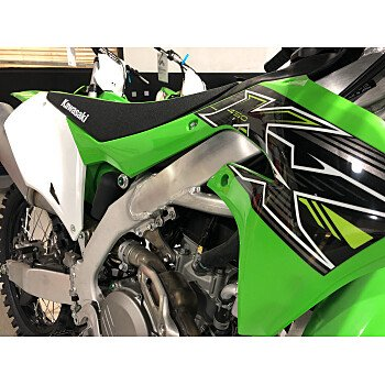 2019 Kawasaki KX450F for sale 200831040