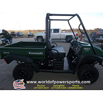 2019 Kawasaki Mule 4010 for sale 200637599