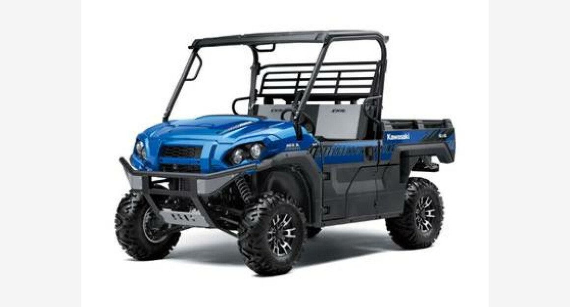 2019 Kawasaki Mule PRO-FXR for sale 200646790