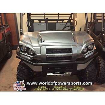 2019 Kawasaki Mule PRO-FXR for sale 200662098