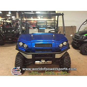 2019 Kawasaki Mule PRO-FXR for sale 200691260