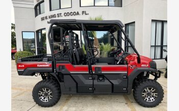 2019 Kawasaki Mule PRO-FXT for sale 200613317
