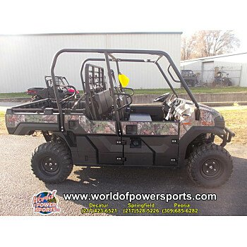 2019 Kawasaki Mule PRO-FXT for sale 200644000