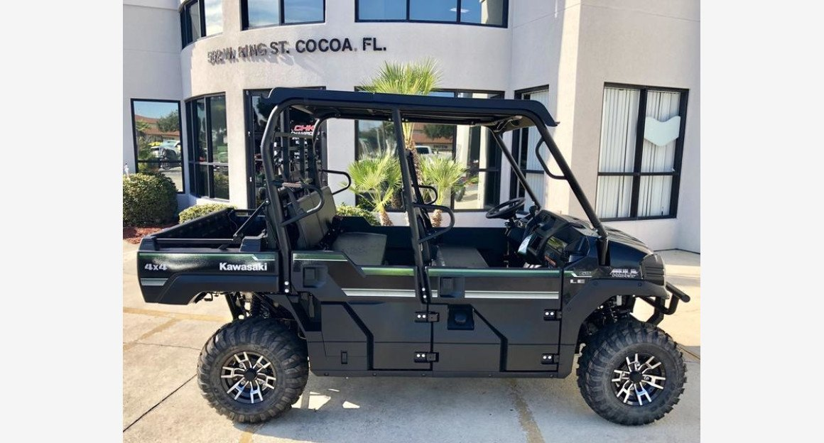 2019 Kawasaki Mule PRO-FXT for sale 200647377