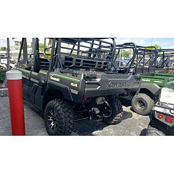 2019 Kawasaki Mule PRO-FXT for sale 200711639