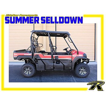 2019 Kawasaki Mule PRO-FXT for sale 200657428