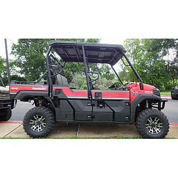 2019 Kawasaki Mule PRO-FXT for sale 200936944