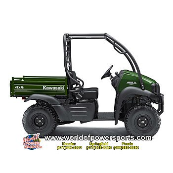 2019 Kawasaki Mule SX for sale 200637287