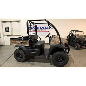 2019 Kawasaki Mule SX for sale 200687317
