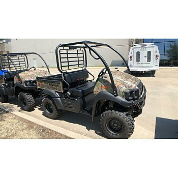 2019 Kawasaki Mule SX for sale 200687328