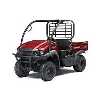 2019 Kawasaki Mule SX for sale 200693297