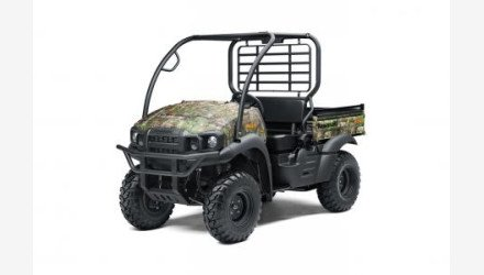 2019 Kawasaki Mule SX 4x4 XC Camo for sale 200630365