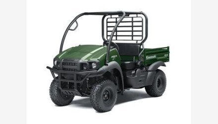 2019 Kawasaki Mule SX for sale 200707590