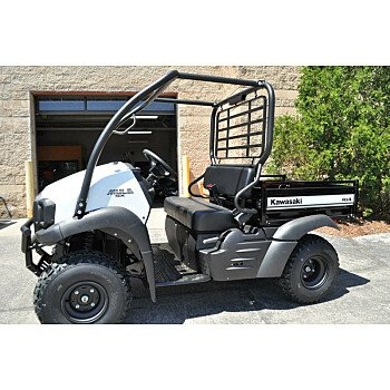 2019 Kawasaki Mule SX for sale 200740040