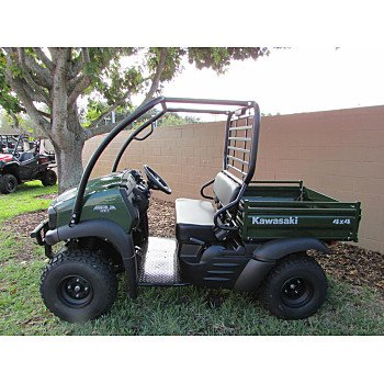 2019 Kawasaki Mule SX for sale 200744855