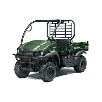 2019 Kawasaki Mule SX for sale 200845501