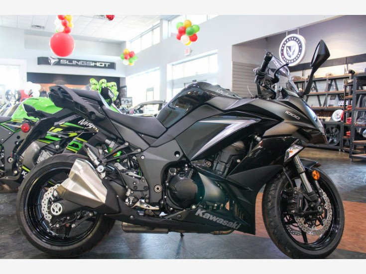 2019 Kawasaki Ninja 1000 For Sale Near Saint Petersburg Florida