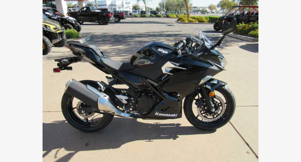 2019 Kawasaki Ninja 400 for sale 200647124