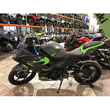 2019 Kawasaki Ninja 400 for sale 200655806