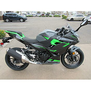 2019 Kawasaki Ninja 400 for sale 200663354