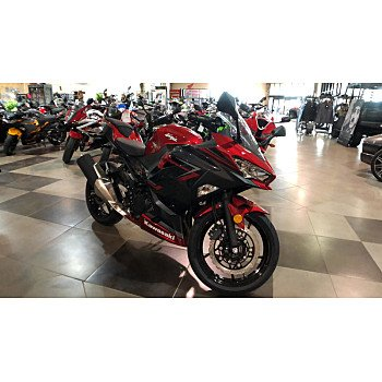 2019 Kawasaki Ninja 400 for sale 200687605