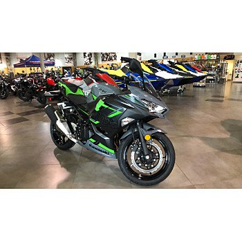2019 Kawasaki Ninja 400 for sale 200687648
