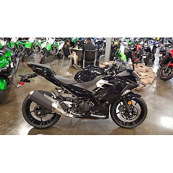 2019 Kawasaki Ninja 400 for sale 200715664