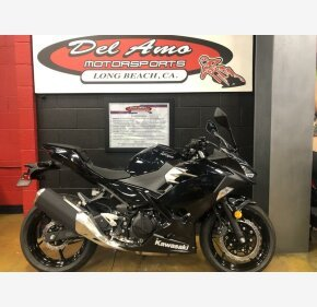 2019 Kawasaki Ninja 400 for sale 200714503