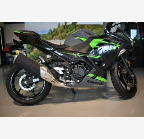 2019 Kawasaki Ninja 400 for sale 200719798
