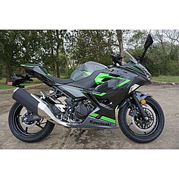 2019 Kawasaki Ninja 400 for sale 200727921